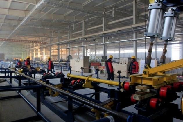 Число промышленных предприятий Астаны увеличилось в 1,7 раза