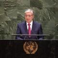 Президент выступил на дебатах 74-й сессии Генассамблеи ООН