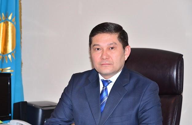 Ерлан Айтаханов стал акимом Шымкента
