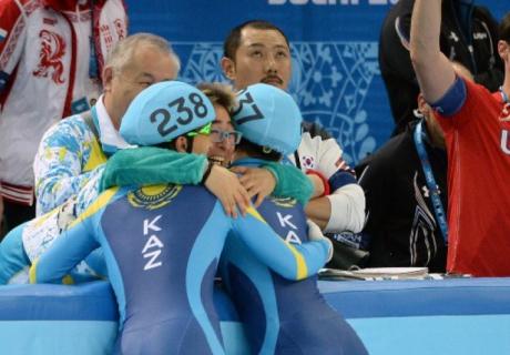 Очередной день Олимпиады казахстанцам медалей не принес