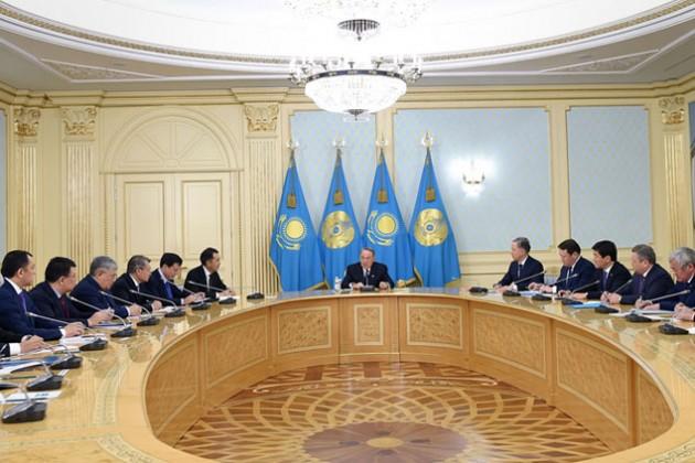 Глава РК обозначил критерии оценки работы акимов