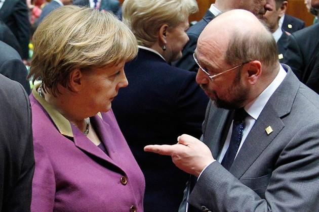 ВГермании договорились осоздании правительства
