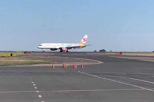 Самолет Scat совершил экстренную посадку