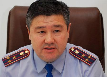 УДП Алматы покинул Кусаинов