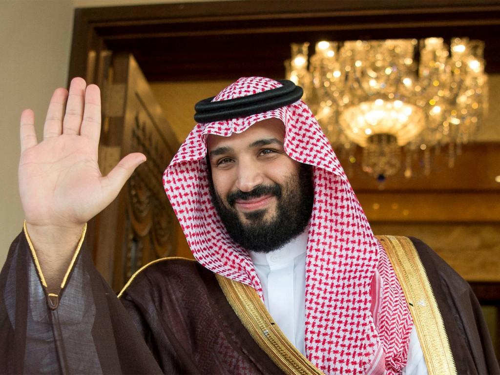 «Человеком года» для читателей Time стал саудовский принц