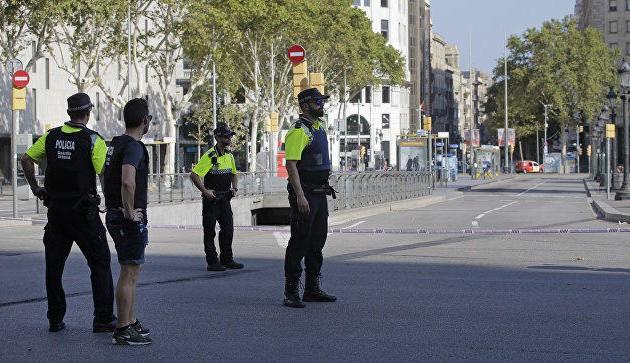 Названо имя подозреваемого всовершении теракта вБарселоне