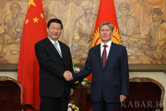 $3 млрд. получит Кыргызстан от Китая