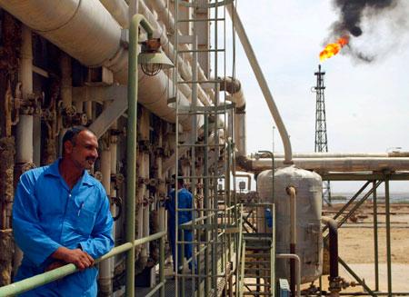 Госнефтекомпания Ирана признана третьей в мире