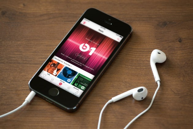 Apple Music впервые обошел шведского конкурента