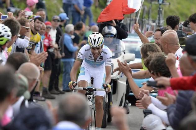 Завершился 20-й этап супермногодневки Giro d'Italia