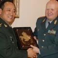 Войска Казахстана и Китая обменялись опытом
