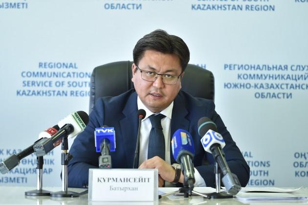 Южный Казахстан посетило около 130тысяч туристов