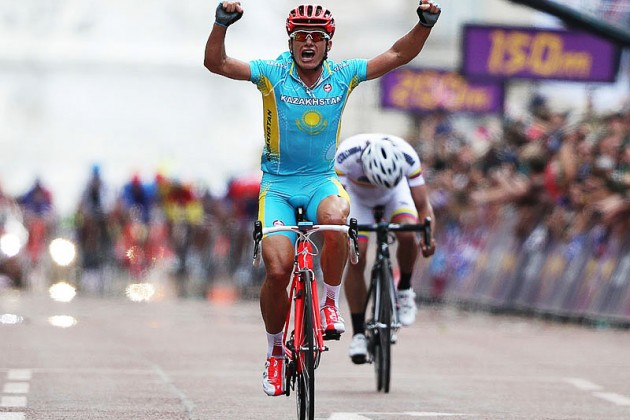 За велосипед Винокурова дали $243 тыс.