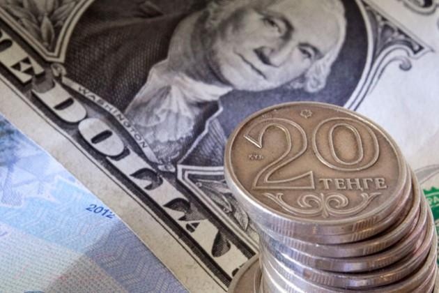 На KASE доллар торгуется на уровне 347 тенге