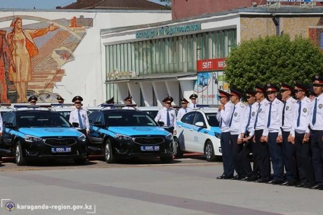 Полиция Карагандинской области получит 4млрд тенге вближайшие два года