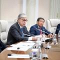 Президент поручил улучшить инфраструктуру курортов Алаколя