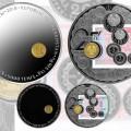 Нацбанк выпустил монеты к25-летию тенге