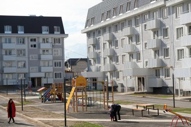 Работающая молодежь получит первые квартиры в октябре