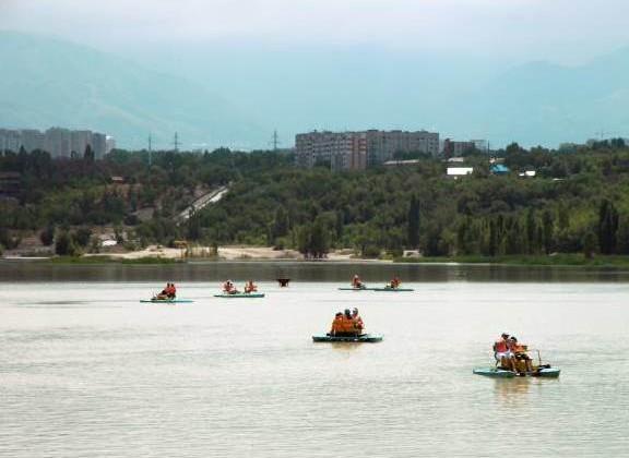 В Алматы появится парк отдыха «Сайран»