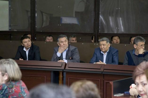 Кажымурату Усенову вынесли приговор