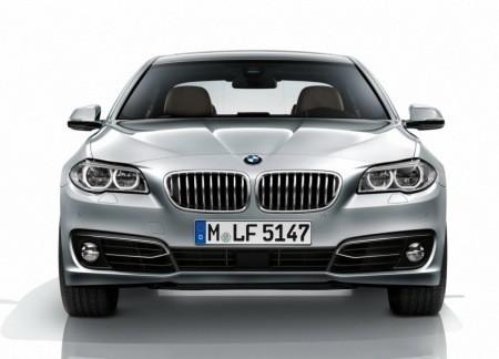 BMW обновила семейство 5-Серии