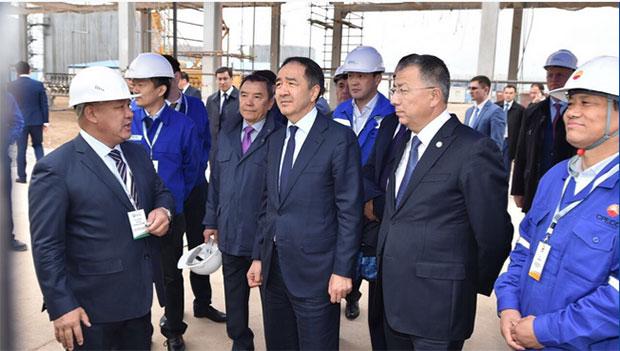 Шымкентский НПЗ увеличит выпуск авиатоплива в1,5раза