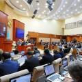 Мажилис приступил к рассмотрению законопроектов по бюджету