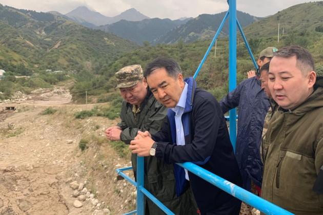 ДЧС Алматы: Причин для паники нет