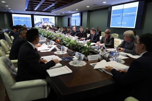 Страны ЕАЭС обсуждают создание общего рынка финуслуг