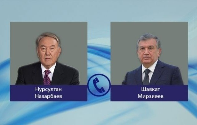 Президенты Казахстана иУзбекистана обсудили вопросы торговли