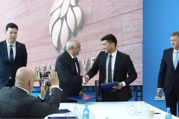 ВЮКО турецкие инвесторы реализуют два совместных проекта