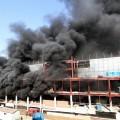Пожар в MEGA обошелся в 164 млн тенге