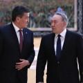 Главы Казахстана иКыргызстана обсудили сотрудничество врамках ЕАЭС