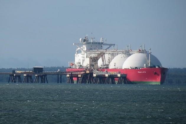 Аргентина начинает экспорт сжиженного природного газа
