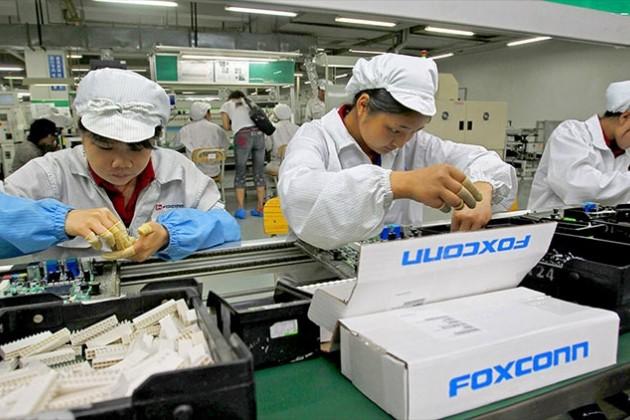 Foxconn построит завод вВисконсине
