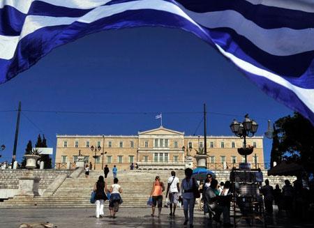 Греция получит транш помощи в 7,5 млрд. евро