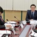 Данияр Акишев провел заседание Технического комитета поденежно-кредитной политике