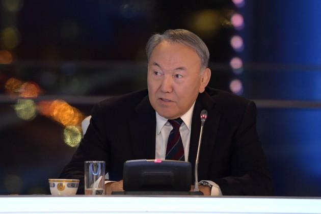 Эксперт: Нурсултан Назарбаев создает прецедент
