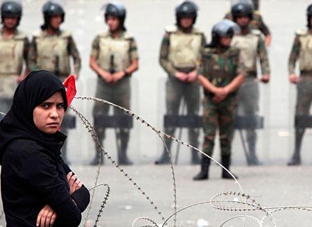 Египетская армия объявила политикам ультиматум