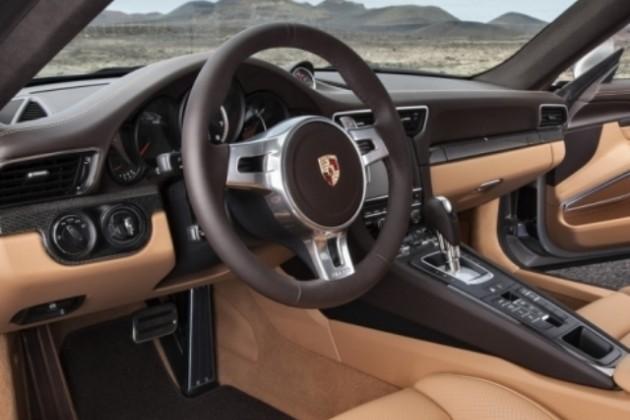 Встречайте, Porsche 911 Turbo!