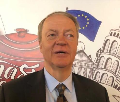 Посол Евросоюза оценил вкус казахстанских продуктов
