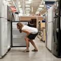 За год холодильники подорожали почти в два раза