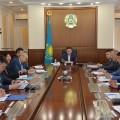 В Кокшетау обсудили вопросы по развитию города