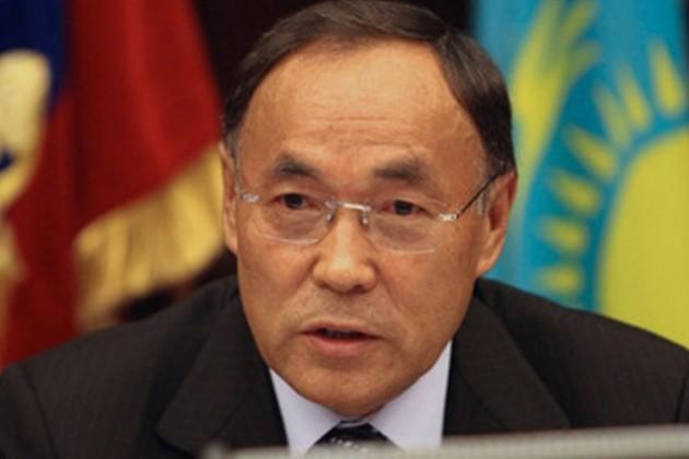 Канат Саудабаев освобожден от должности