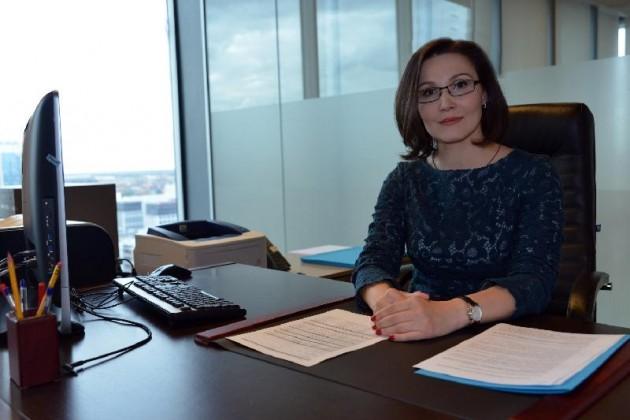 Назначена глава Службы цетральных коммуникаций