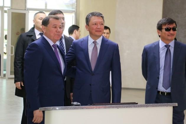 Бизнес Жамбылской области нуждается вдлинных идоступных деньгах