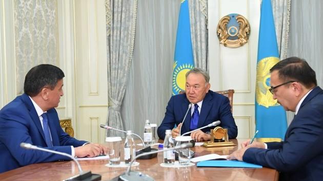ГлаваРК: Мыбудем работать стем президентом, кого выберет кыргызский народ