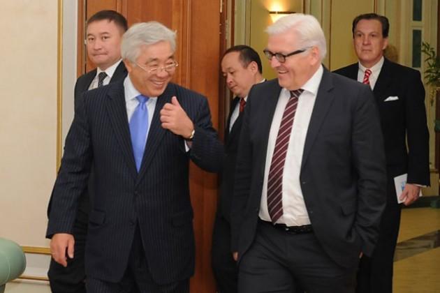 ЕС готов принять новую стратегию по отношениям с Центральной Азией