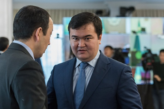 Женис Касымбек рассказал отрех главных задачах модернизации ЖКХ