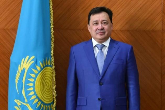 Назначен руководитель управления здравоохранения Южного Казахстана